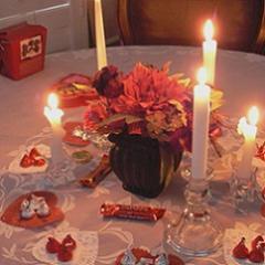 как организовать романтичский вечер для любимого