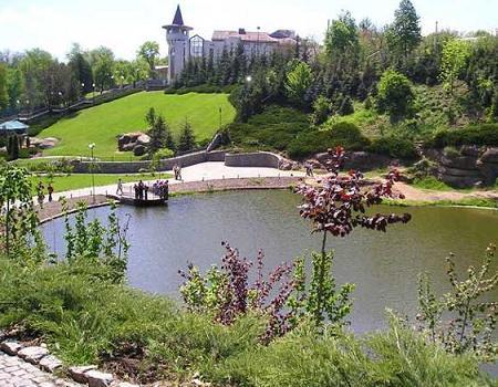 парк Софиевка Умань Украина
