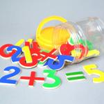 Как познакомить дошкольника с азами математики