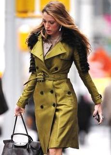 модный женский плащ 2011