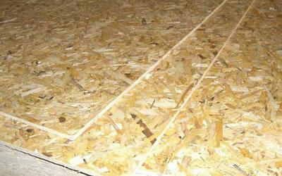 древесный композитный материал плиты OSB