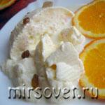 Рецепт домашнего мороженого с описанием приготовления и фото