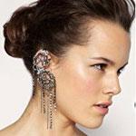 Серьги каффы - модное украшение для стильных