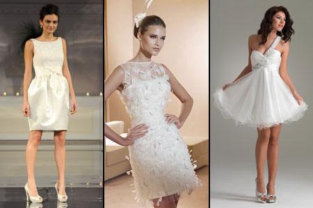 выбрать короткое платье по фигуре