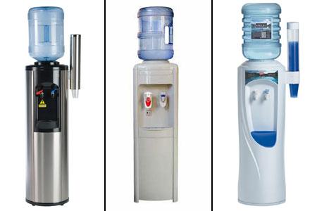 разные кулеры для воды