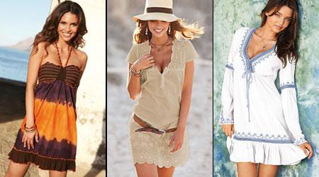 такие разные модные летние платья