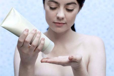 применение лосьона для тела
