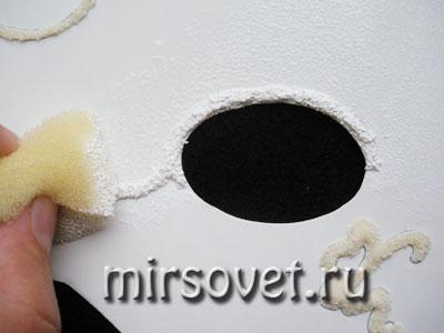 как сделать карнавальную маску