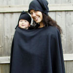 Одежда для слингомам: удобство для мамы и малыша