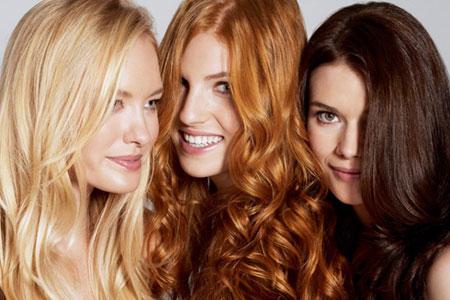 подобрать цвет волос по цветотипу внешности