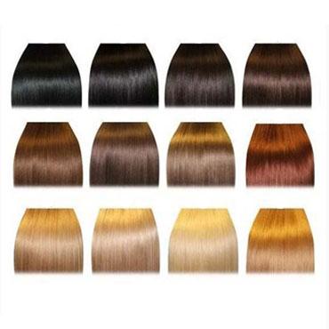 выбрать подходящий цвет волос