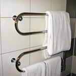 Полотенцесушитель для ванной комнаты - комфорт и тепло