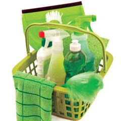 помощь в уборке квартиры