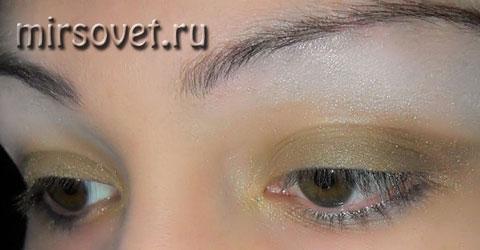 макияж глаз на каждый день