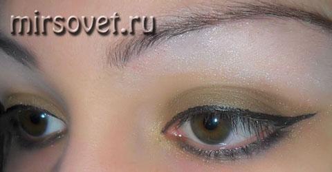 тени для макияжа на каждый день