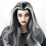 Прически на Хэллоуин на длинные и короткие волосы