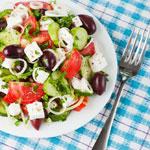Приготовление греческого салата: советы и секреты