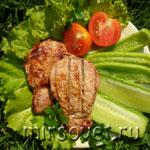 Как замариновать и готовить шашлык из свинины