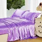 Как выбрать шелковое постельное белье и как за ним ухаживать