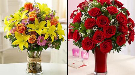 сохранить цветы в вазе