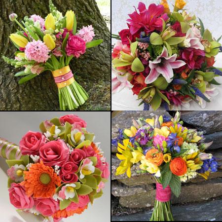 Составление букетов из живых цветов: правила. Букеты из цветов 70