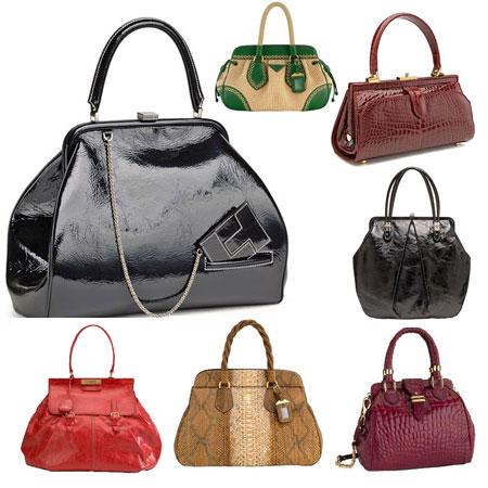 вид деловой сумки frame bag