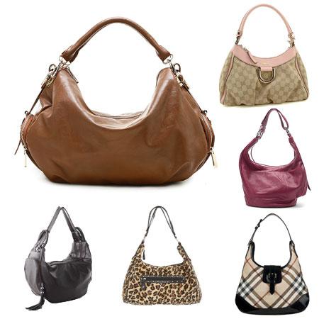 форма повседневной сумки hobo bag