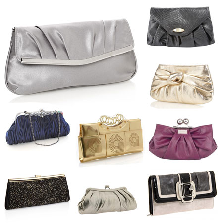 клатч - вид вечерней сумки