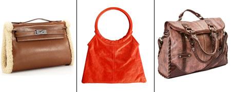 сумка-муфта, сумка-кольцо и сумка-трансформер