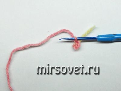 замыкаем цепочку петель