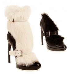 модная обувь зима 2013