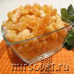Апельсиновые цукаты: рецепт с пошаговыми фото