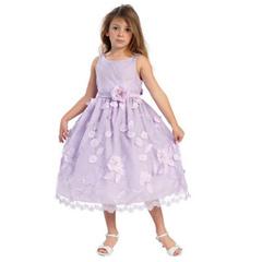 платья на выпускной в сад