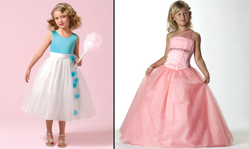 Платья на девочку на выпускной бал