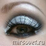 Яркий макияж на Новый год: пошаговый мастер-класс