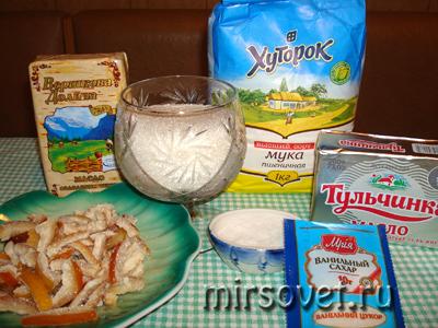 рецепт рождественского печенья