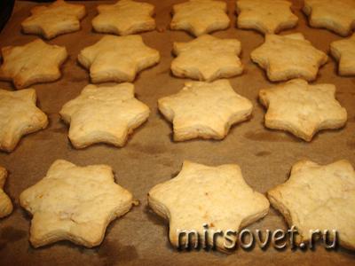 рождественское печенье из духовки