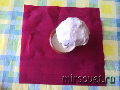 бумага для декорирования вазона