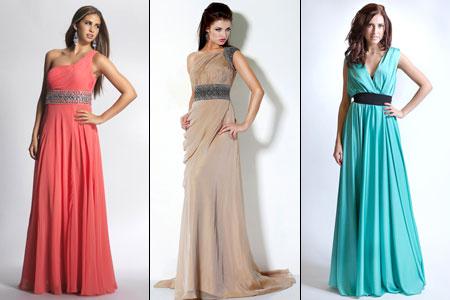 греческие платья вечерние