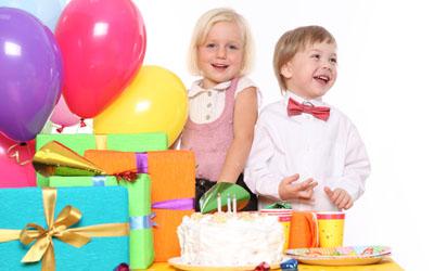 чем угощать детей на детском празднике