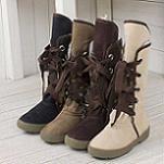 Зимняя обувь 2011. Новые тенденции и особенности зимней моды