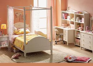 интерьер детской окмнаты должен зависеть от характера ребенка