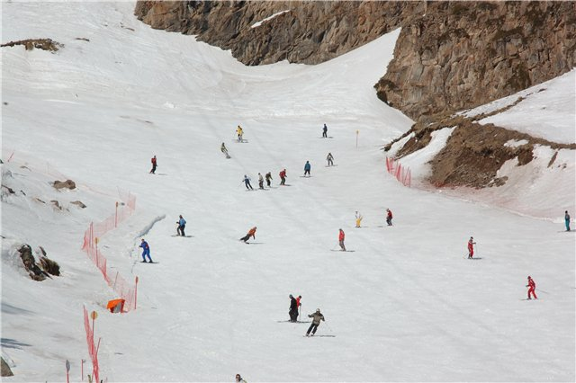 Приэльбрусье - российский рай для горнолыжников