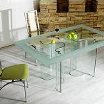 Мебель из стекла в современных интерьерах