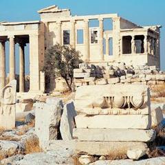 знаменитые достопримечательности Греции