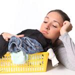 Какими порошками стирать белье