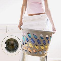 каким порошком стирать белье