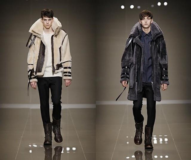 модная мужская одежда осень 2010