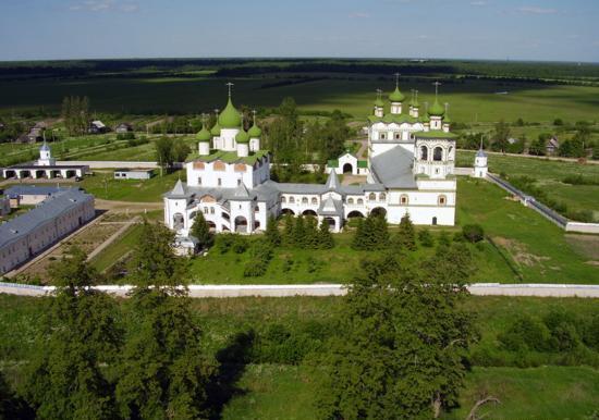 Николо-Вяжщский монастырь