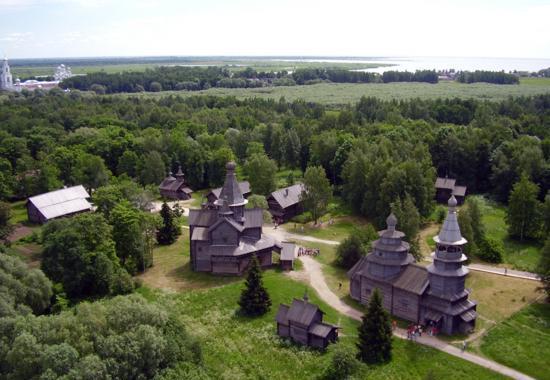 Свято-Юрьев монастырь. Витославлицы.